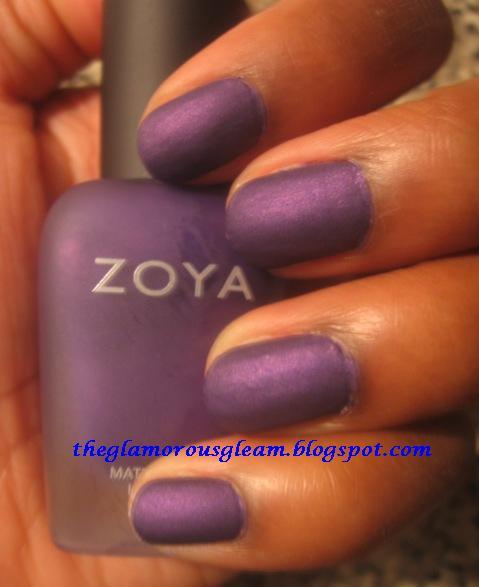 """Zoya Savita Matte nail Polish"""