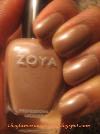 """Zoya Pasha Nail Polish"""