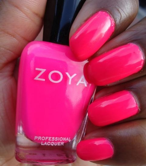 """Zoya Ali Nail Polish"""