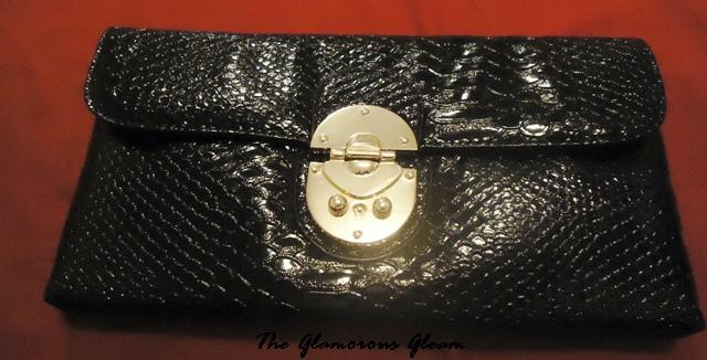 """Christian Siriano for Payless Mena Clutch"""