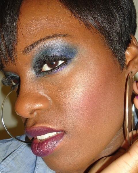 Sleek Bad Girl Palette FOTD