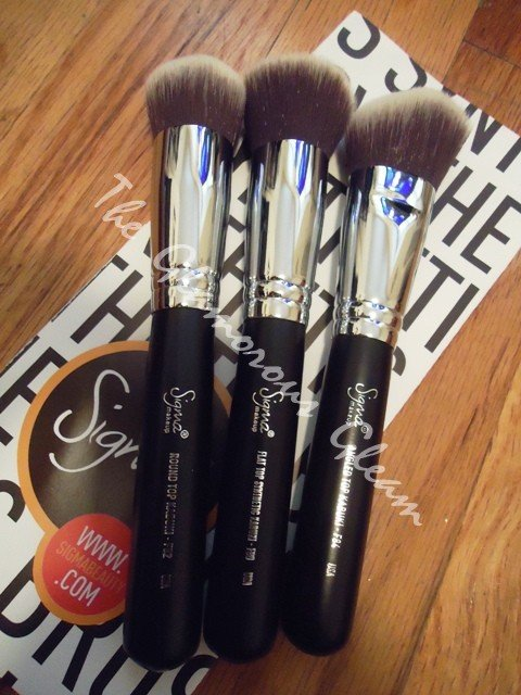 """Sigma Sigmax High Definition Synthetic Brushes """