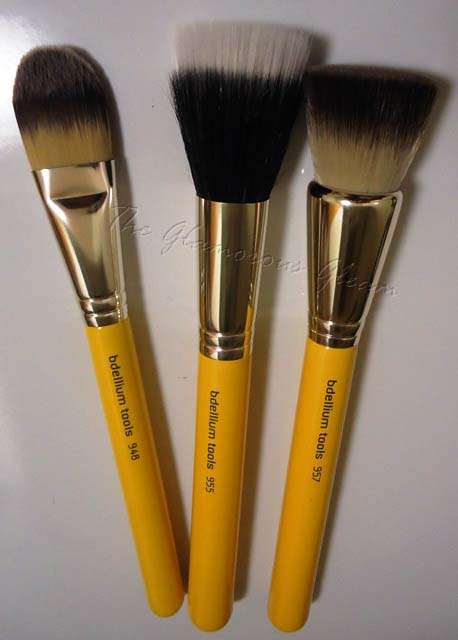 """Bdellium Tools Brushes"""