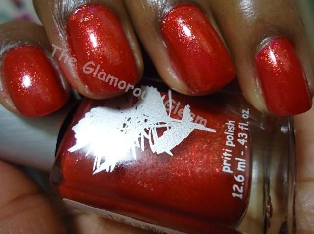 """Priti NYC Queen Victoria Nail Polish"""