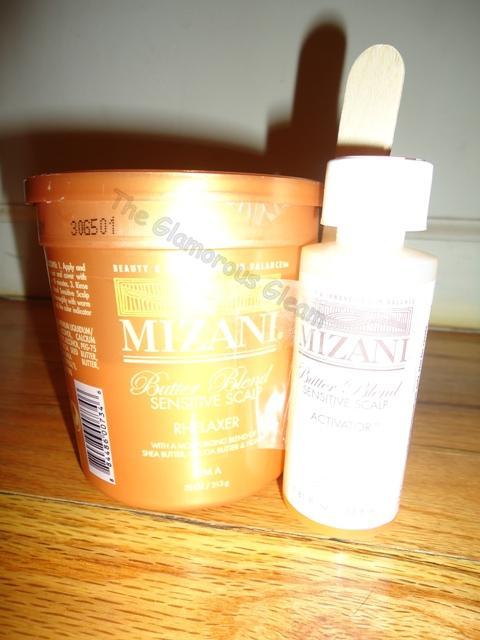 """""""Mizani Butter Blend Rhelaxer"""""""