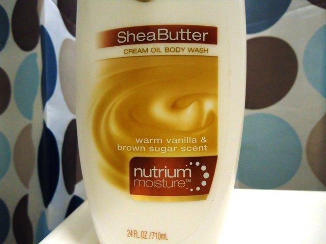 Dove Shea Butter Cream Oil Body Wash Review