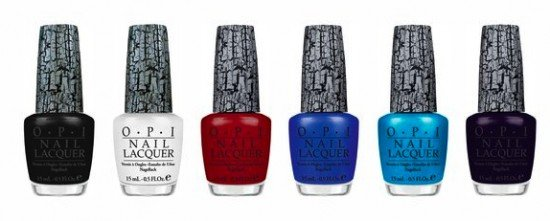 """OPI Shatter Collection"""