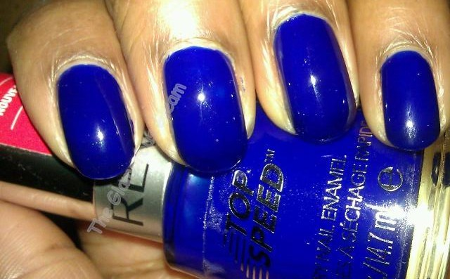 """Revlon Top Speed Royal"""