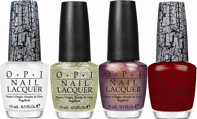 OPI Shatter Collection