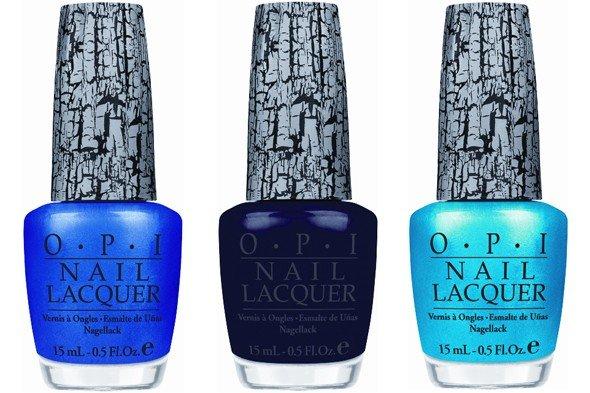"""""""OPI Blue Shatters"""""""