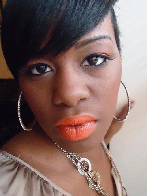 """""""MAC Morange Lipstick"""""""