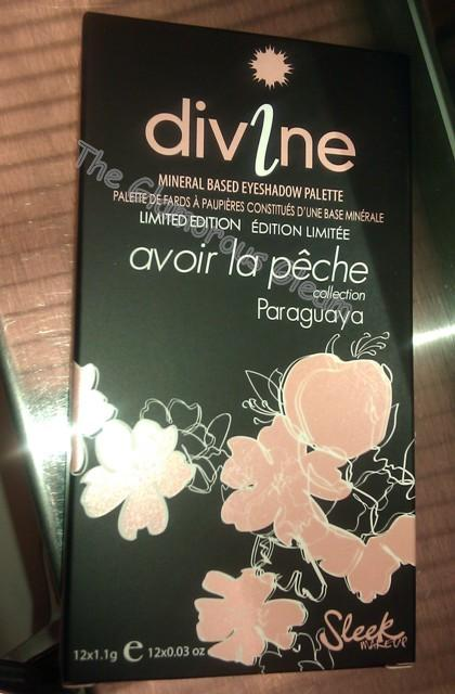 """Sleek Makeup Paraguaya Palette"""