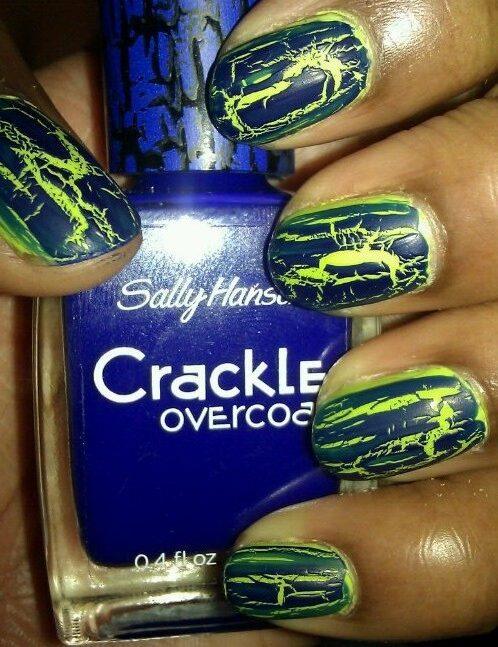 Sally Hansen Crackle