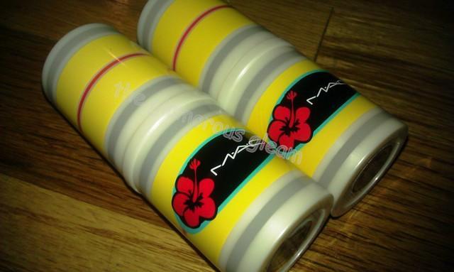 MAC Surf Baby Skinsheen Bronzer Sticks