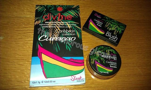 Sleek Makeup Caribbean Collection