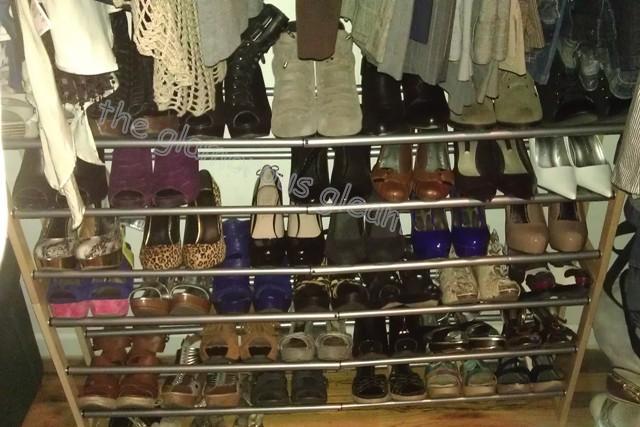 """Shoe organization"""