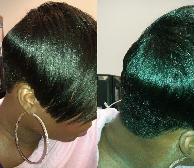 Self Haircut