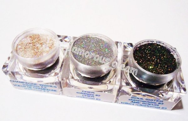 """Lit Cosmetics Glitter Review"""