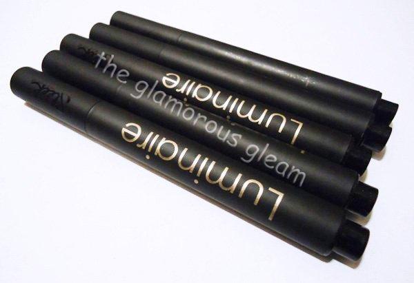 Sleek Luminaire Highlighting Concealer