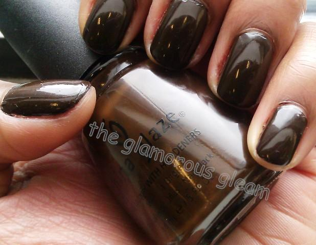 """China Glaze IX"""