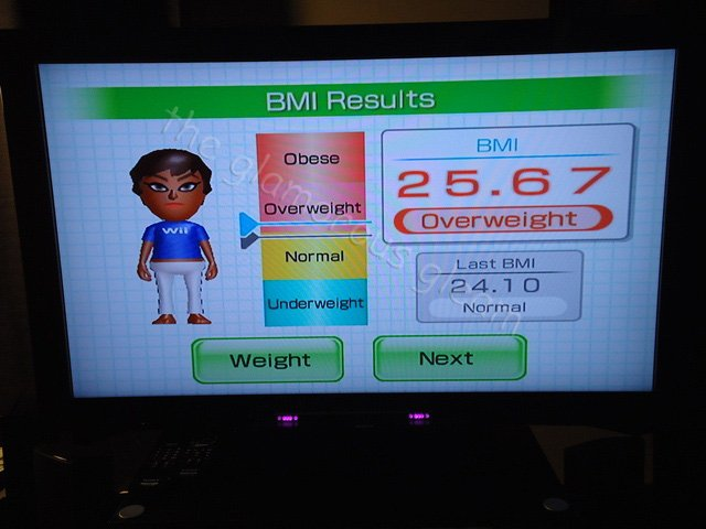 """Wii Fit Plus Routine"""