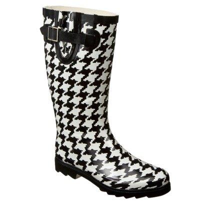 10 Chic Rain Boots To Keep You Shining On Those Rainy Days