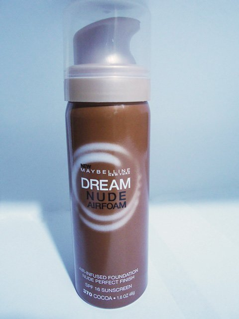 Maybelline Dream Airfoam Foundation in Cocoa