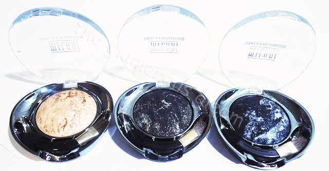 Milani Marbelized Baked Eyeshadow Review