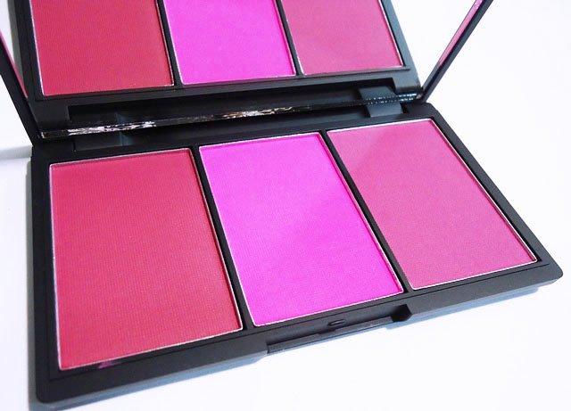 sleek makeup blush by 3 pink sprint