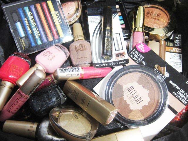 """Win $130 Worth of Goodies from Milani Cosmetics"""