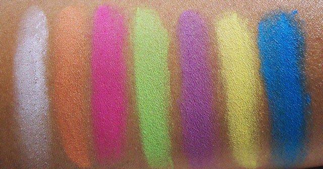 Milani Paint eyeshadow Palette