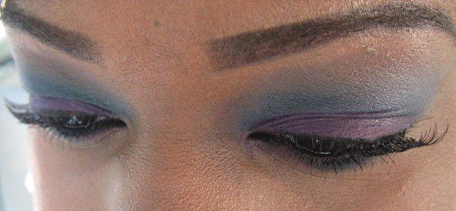 Sleek MakeUp iDivine Ultra Mattes V2 Darks Palette FOTD