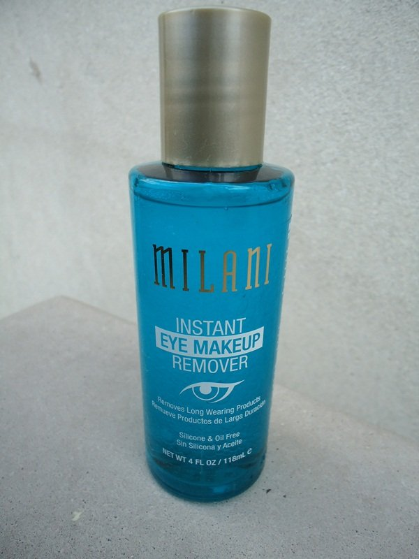 """Milani Instant Eye Makeup Remover"""