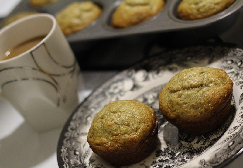"""""""Banana Muffins Recipe"""""""