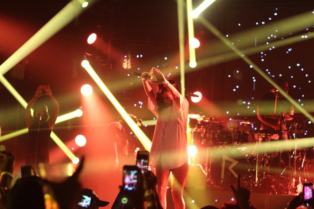 Rihanna 777 Tour NYC