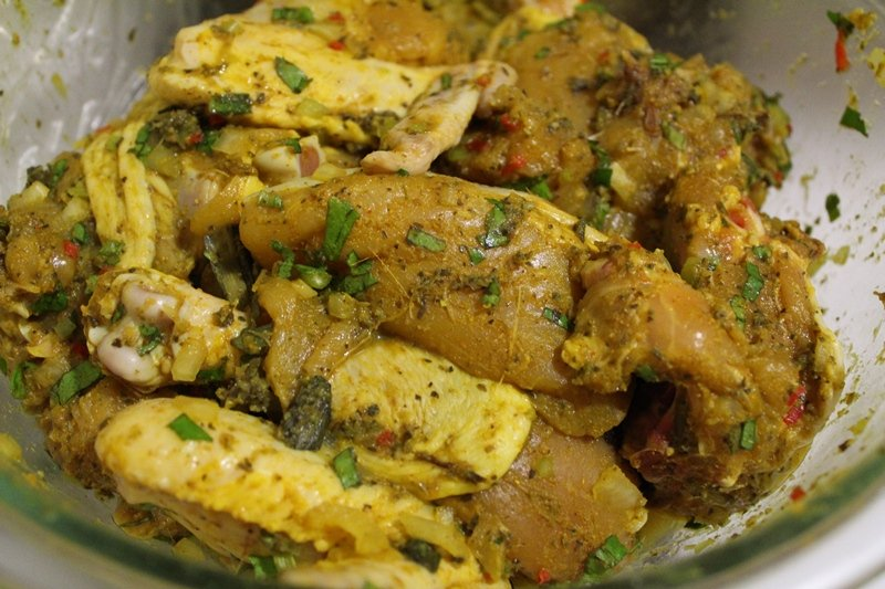 How To Season Curry Chicken