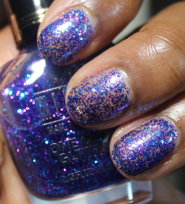 Milani One Coat Glitter Twinkle