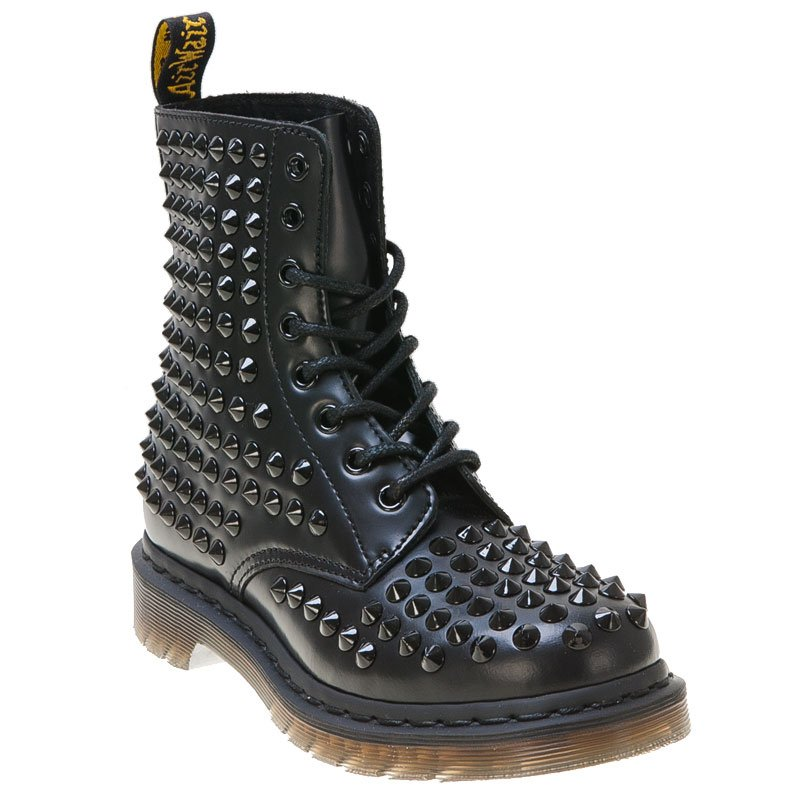 """""""Dr Marten Spikes Lace Up Boot"""""""