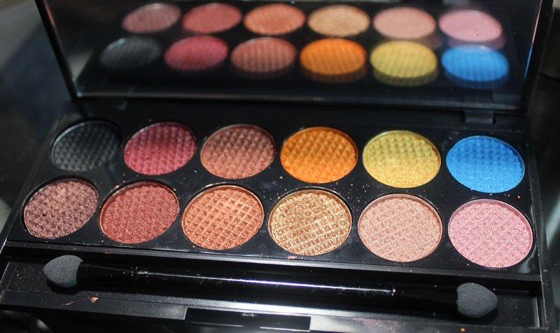 Sleek MakeUp Sunset Palette