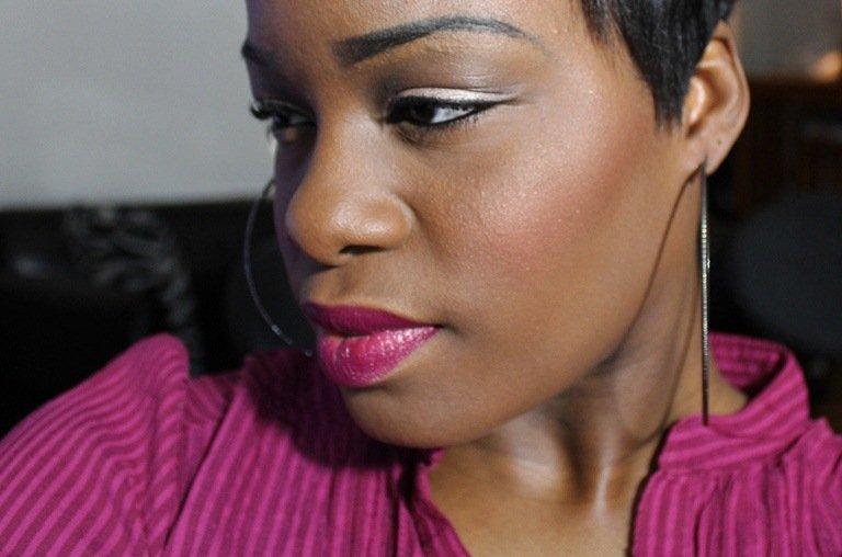 MAC Rebel Lipstick Dark Skin