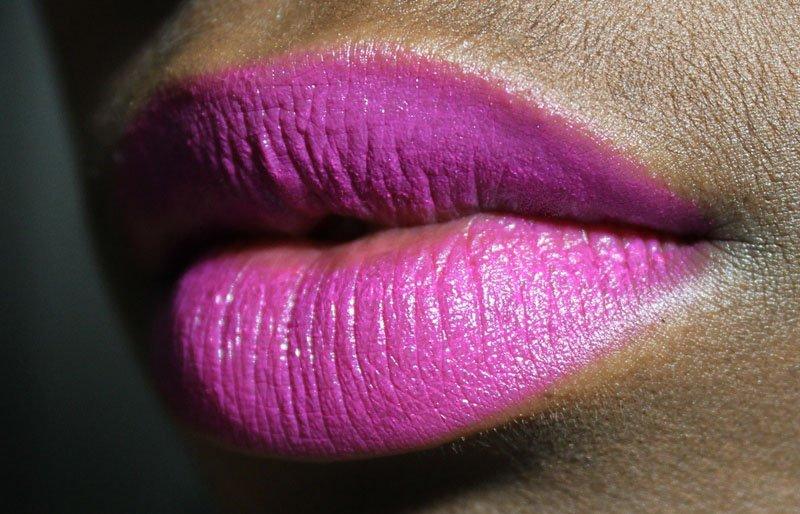 """Milani Color Sensational Vivids Lipstick in Hot Plum"""