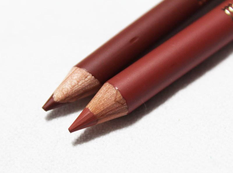 milani color statement lipstick lipliner neutrals