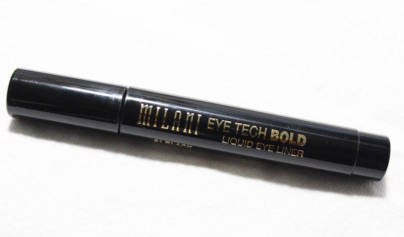 Milani Eye Tech Bold Liquid Eye Liner