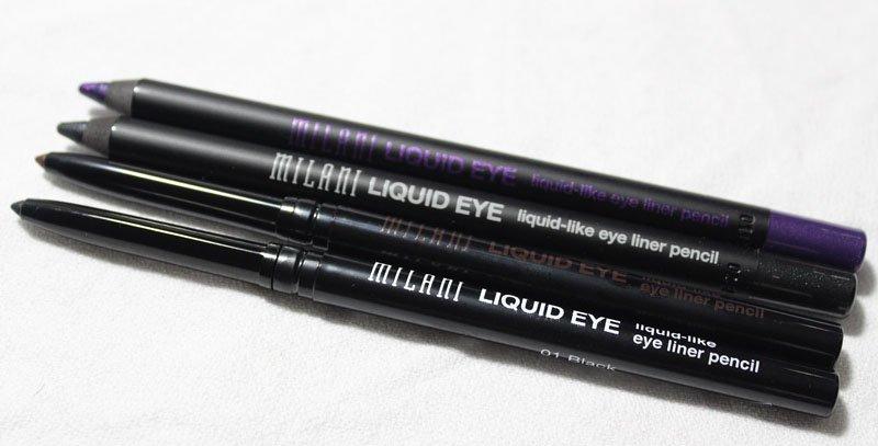 Milani Liquid Eye Liquid-Like Eye Liner