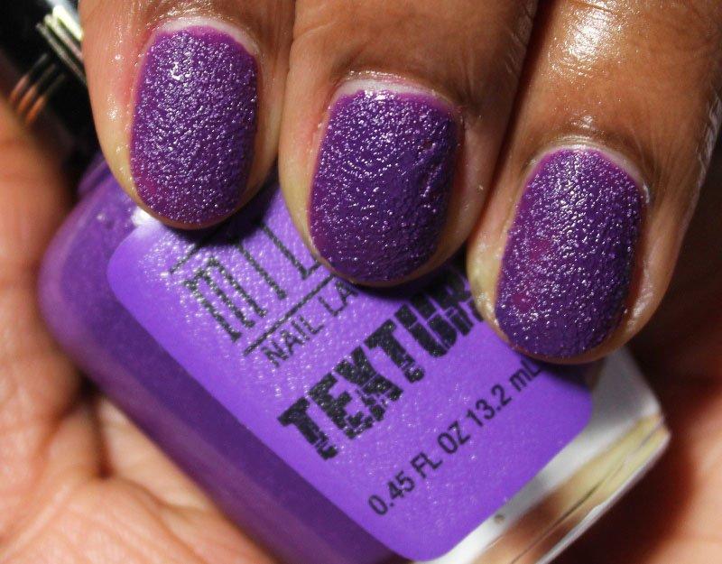 Milani Texture Cream Purple Streak