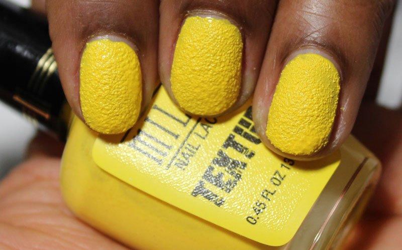 Milani Texture Cream Yellow Mark