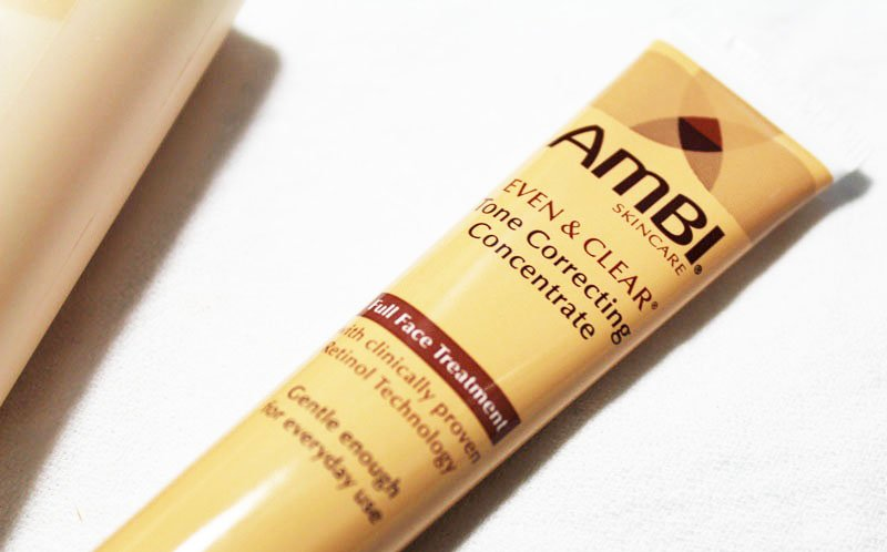 Ambi Even & Clear Tone Correcting Concentrate