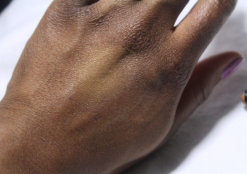 Black Opal Even True Under Eye Concealer Tan Swatch