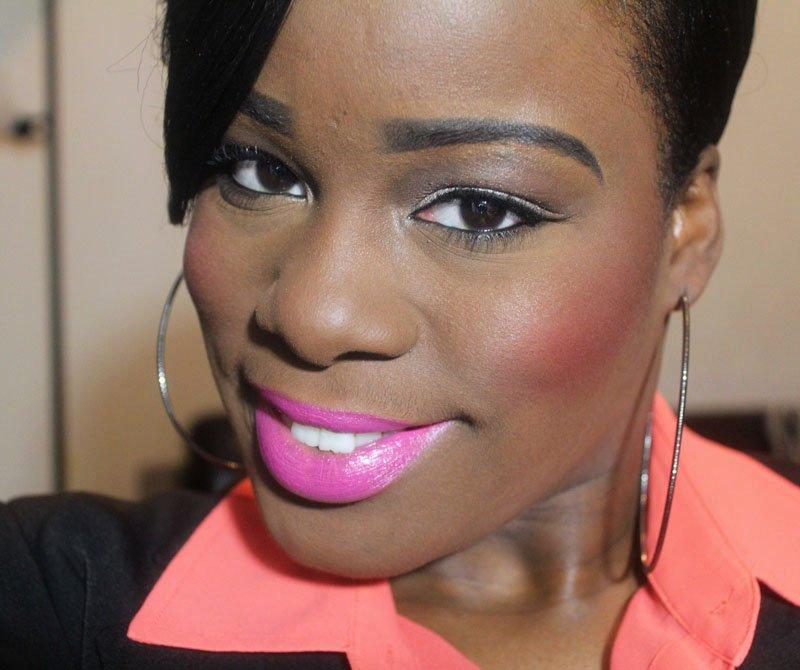 Milani True Color Lipstick in Rose Hip