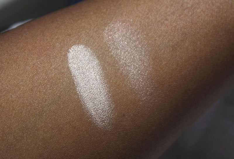 Maybelline Color Tattoo Metal Barely Branded Swatch
